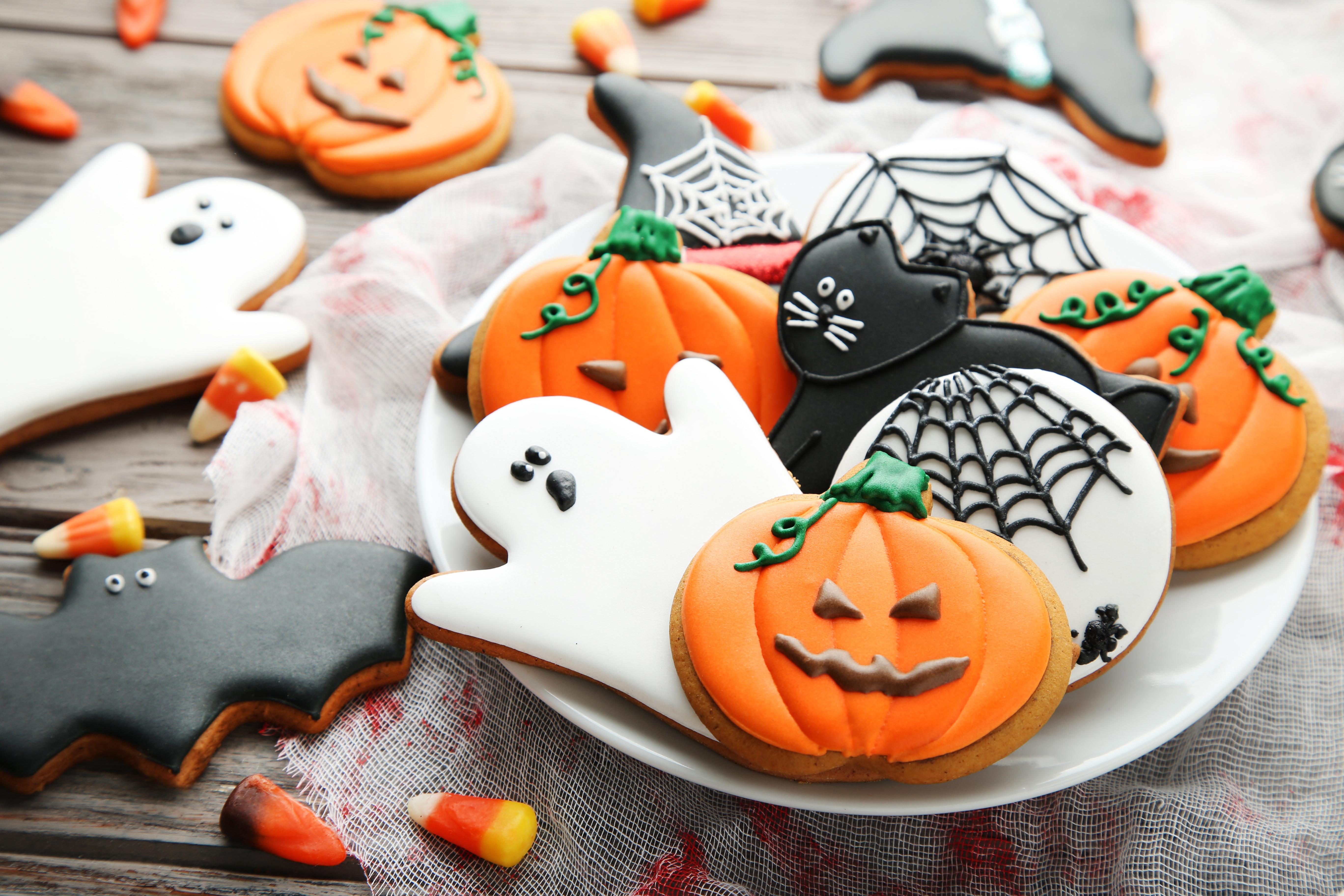 Halloween Cookies for Businesses